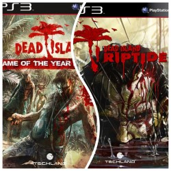 Combo Dead Island Game Of...